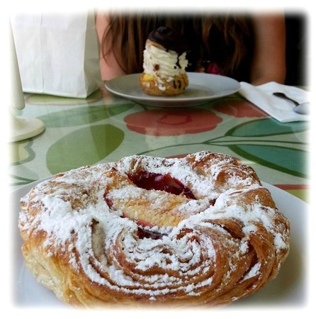 "Birkholm's Bakery ""Danishes"""