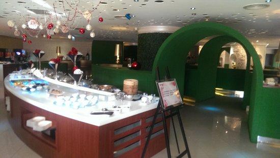 Wego Boutique Hotel: Breakfast area