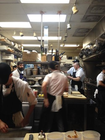 Birch and Barley: The Chef's Counter