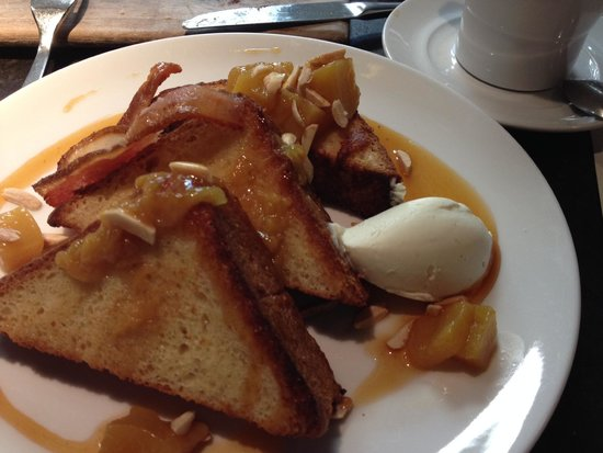 Birch and Barley: French Toast