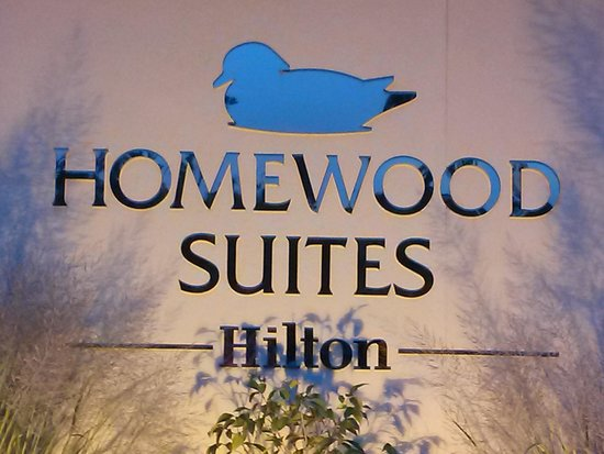Homewood Suites by Hilton Wilmington/Mayfaire: what a Beautiful weekend getaway!!?