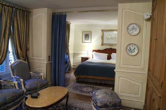 Hotel Luxembourg Parc: 部屋