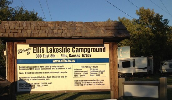 Ellis Lakeside Campground
