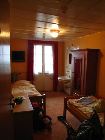 Alpenrose Adelboden: Our Room
