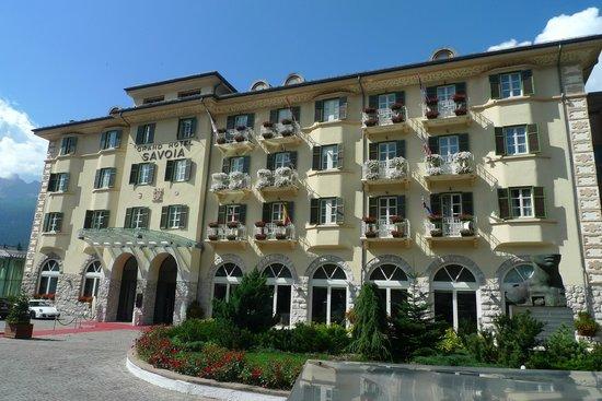Grand Hotel Savoia: The  Gran  Savoia