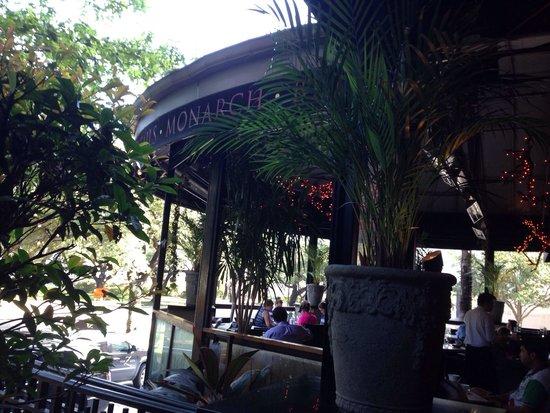 Hotel ZaZa Houston: The restaurant