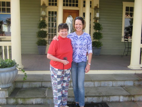 The Inn of the Shenandoah: Me and Mom