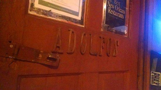 Adolfo's: Adolfos