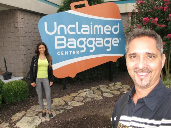 Unclaimed Baggage Center: UBC.. a GREAT place..