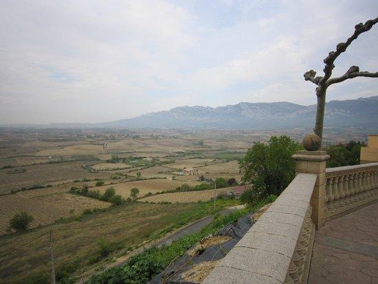 Sercotel Villa de Laguardia Hotel : ホテルからの眺め