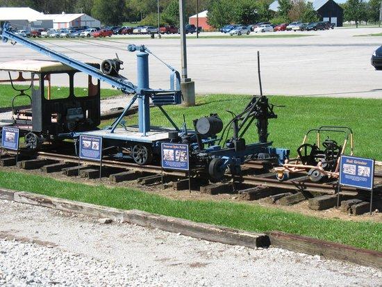 Bluegrass Scenic Railroad and Museum: Railroad Maintenance Equipment