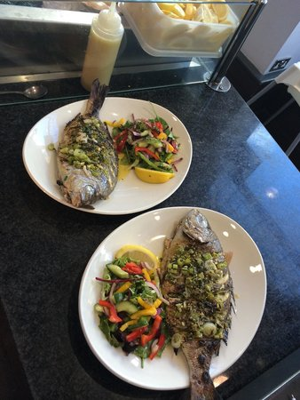 Good Fish Restaurants In Brixham