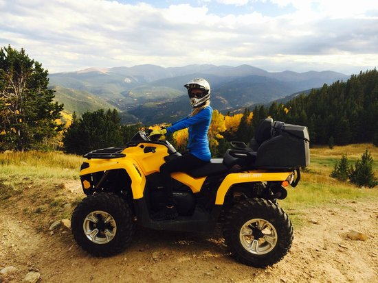 ATV Experience: One of the breathtaking views
