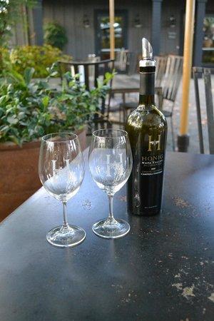Honig Vineyard & Winery : Honig winery