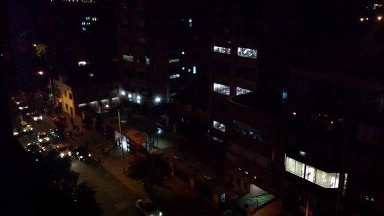 NH Bogota Metrotel Royal: Vista dalla camera