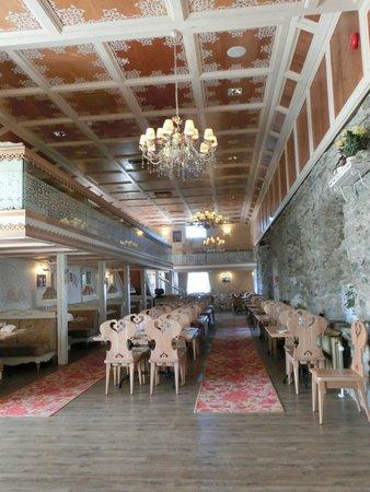 Masha Restaurant: 店内