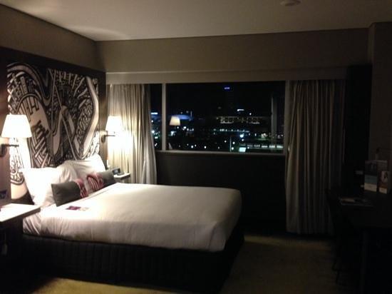 Mercure Brisbane: Stylish rooms