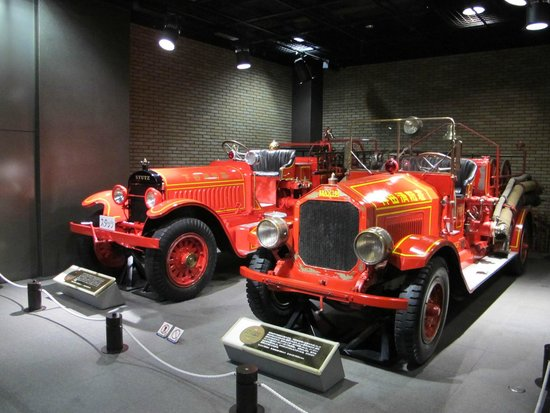 Fire Museum: great history