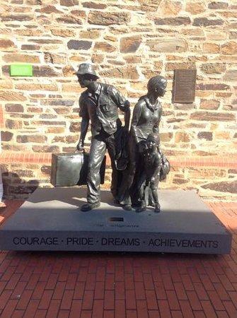 Migration Museum: bound for south australia