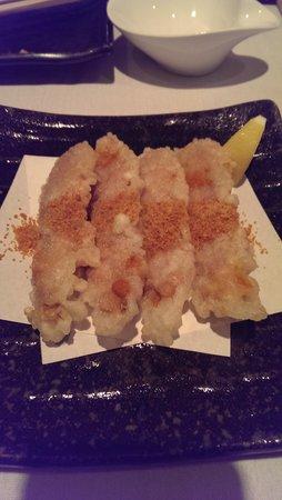 Soto: Fried Uni