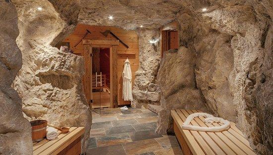 Raitelberg Resort : Höhlensauna
