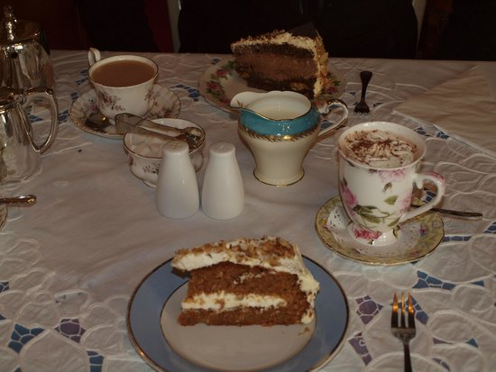 Kitty's Tearoom: Delicious!