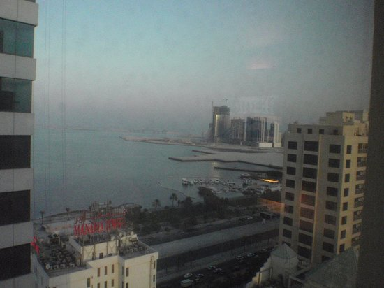 Holiday Inn Express Bahrain: View form Hotel  bedroom window