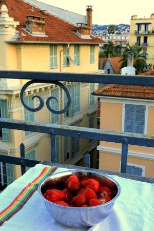 Hotel Solara : Утро