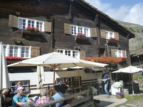 Restaurant Zum See : Outdoor Seating