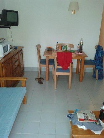 Appartamentos Club Sa Coma: living room