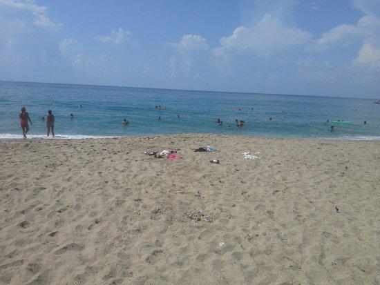 Kleopatra Ikiz: еще пляж