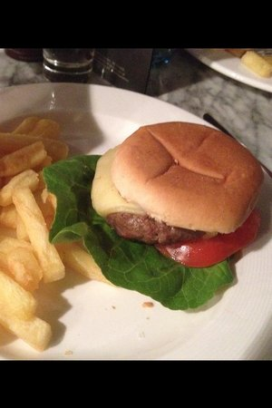 The Pilot Inn: Not a £13 burger