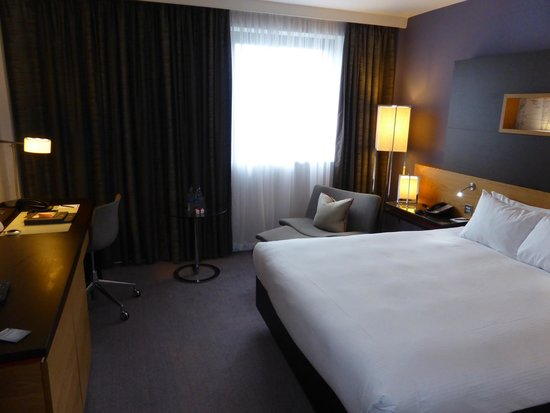 Hilton London Tower Bridge : Executive room
