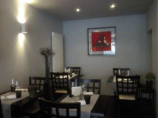 Le 4: le restaurant