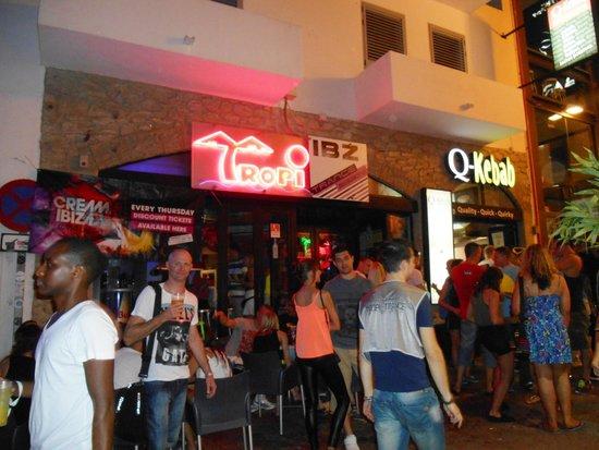 Tropi Trance Ibiza Bar