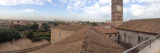 Domus Sessoriana Hotel: Vista panoramica