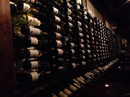 Veritas Wine Room