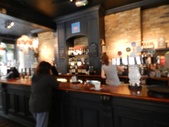 The Champion, Notting Hill: Nice Spot For A Latte (her) Or Pint (me)!