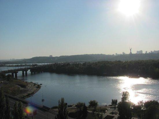 Slavutych Hotel: Днепр