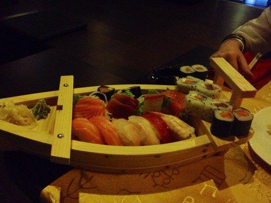 Fuku Sushi: Barca per uno