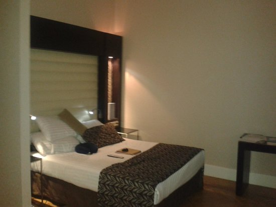 Eurostars Thalia Hotel : comfortable bed