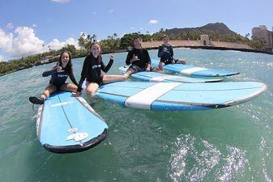Kai Sallas' Pro Surf School Hawaii: Surfing in Hawaii