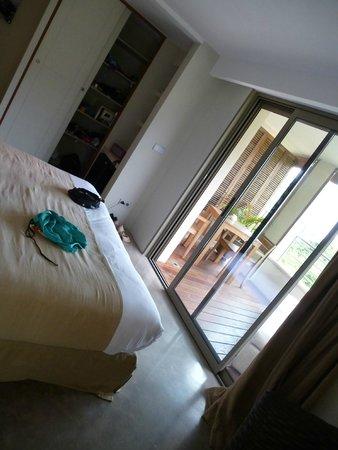 Cannes Villa St Barth : Chambre