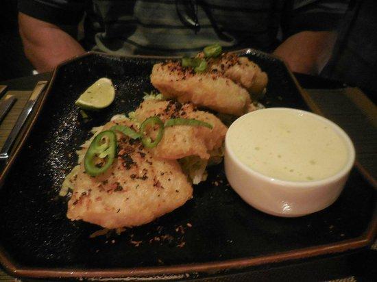 Spice Market : Sea bass