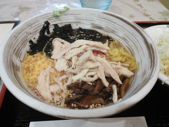 Ozora Shokudo: 鶏飯定食