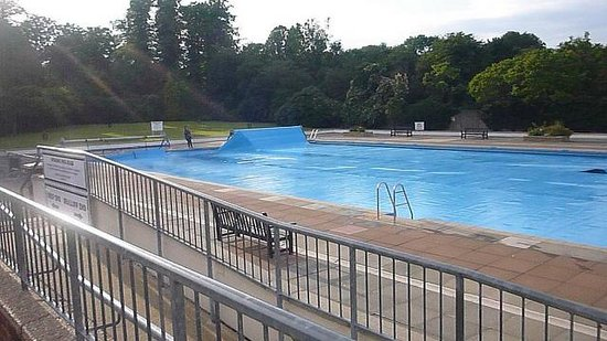 Letchworth Outdoor Pool (OPENS 27th MAY)