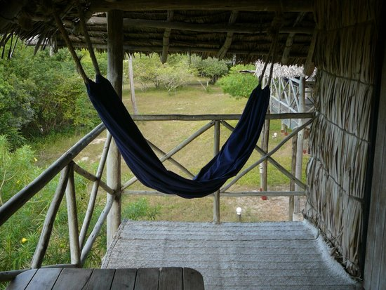Kipepeo Beach Camp: time to relax