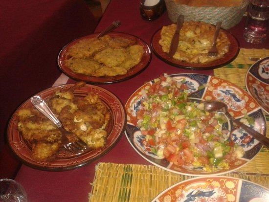 Dar Asdika: Un menu excelente