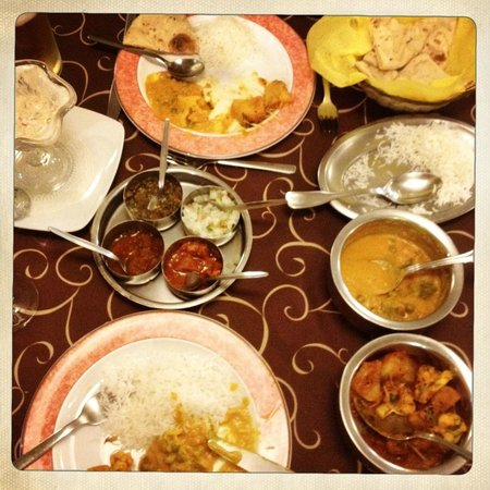 Sabor da India: Lecker!