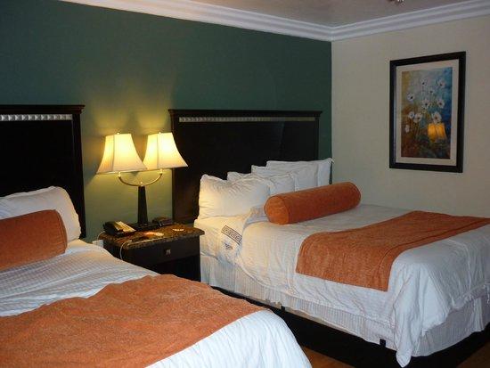 Travelodge Santa Maria : chambre